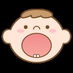 乳幼児期6~8ヶ月乳歯の生え始め