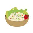 宮崎県健康長寿サポートサイト|塩分チェックポテトサラダ
