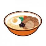 宮崎県健康長寿サポートサイト|塩分チェックチャーシュー麺