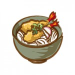 宮崎県健康長寿サポートサイト|塩分チェック天ぷらうどん